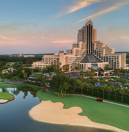 Orlando golf course membership